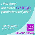 Predictive Analytics in the Cloud